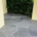 Best stamped concrete patterns for patios