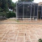 Concrete Stamped Patios